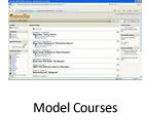 Model Courses link.